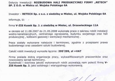 Retech Sp.z o.o.