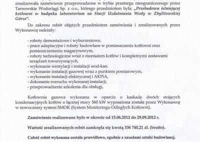 Tarnowskie Wodociągi